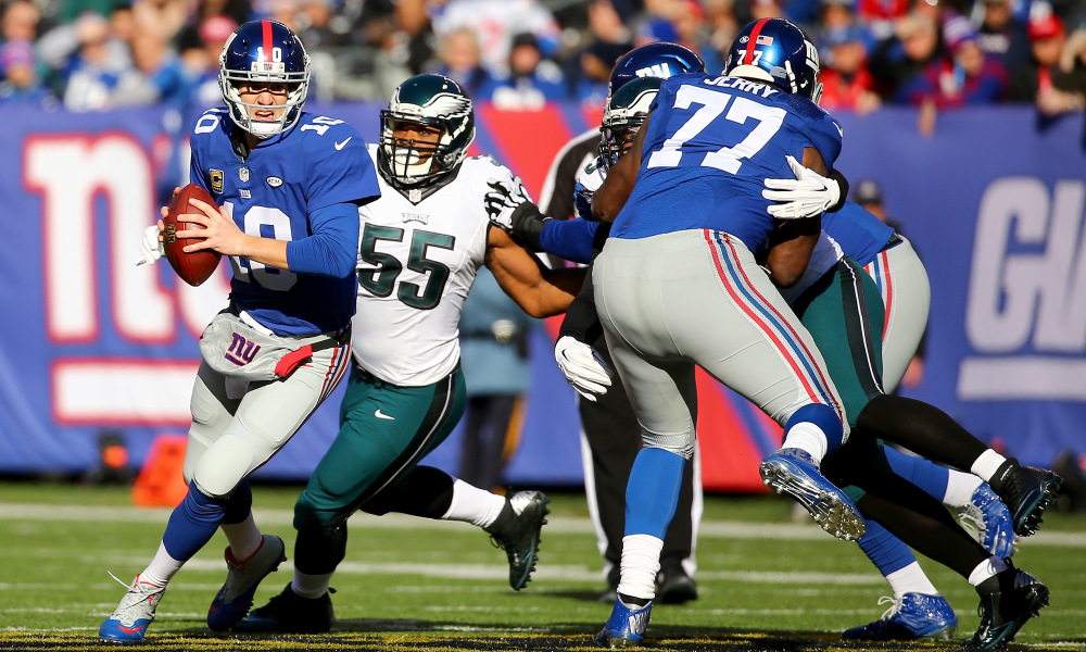 Giants eagles betting predictions tips