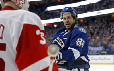 Tampa Bay Lightning vs Detroit Red Wings 10-16-17 Free NHL Pick, Prediction and Odds