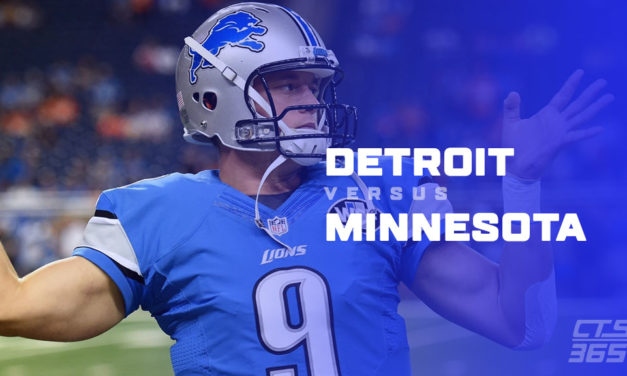 Detroit Lions vs Minnesota Vikings 11-23-2017 Free NFL Pick, Odds and Prediction