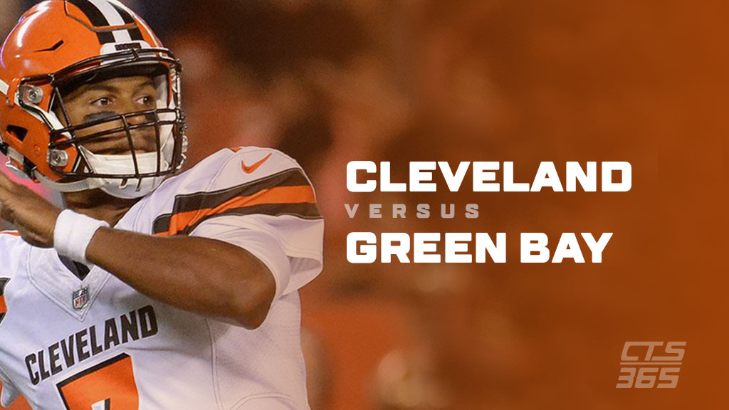 Image result for Browns vs. Packers 2017