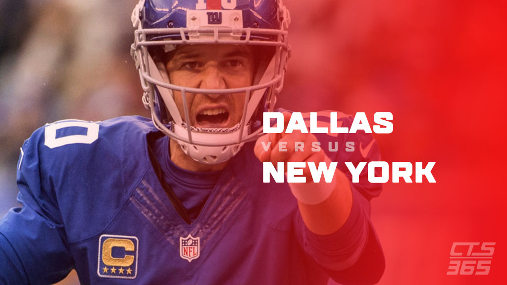 New York Giants vs. Dallas Cowboys – 12-10-2017 FREE NFL Pick, Odds, and Prediction