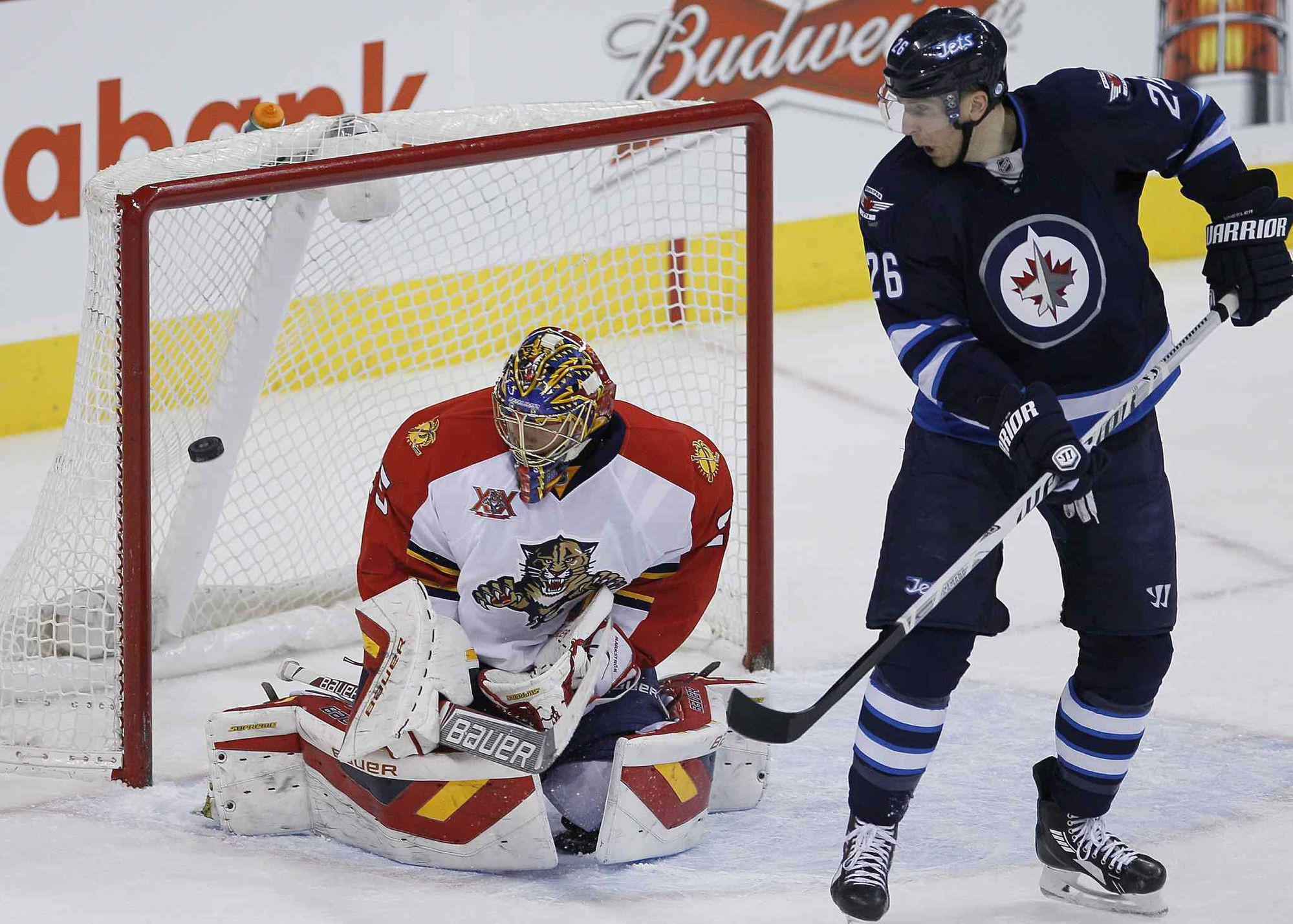 Free NHL Game Prediction Panthers vs. Jets