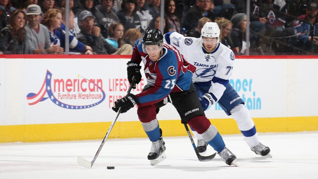 Tampa Bay Lightning vs. Colorado Avalanche 12-07-2017 Free NHL Pick, Prediction, and Odds