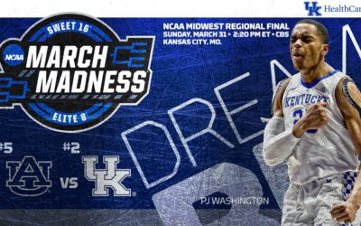 Auburn Tigers vs Kentucky Wildcats March Madness Picks, Prediction and Parlays